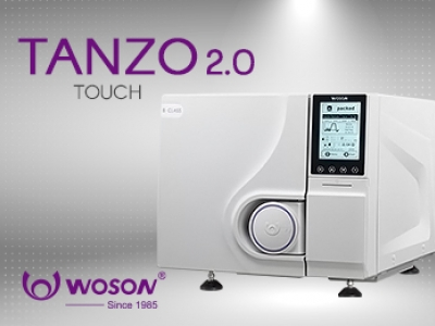 Autoclave Tanzo Touch
