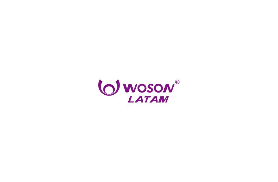 Fundo com Dr produto Woson Latam