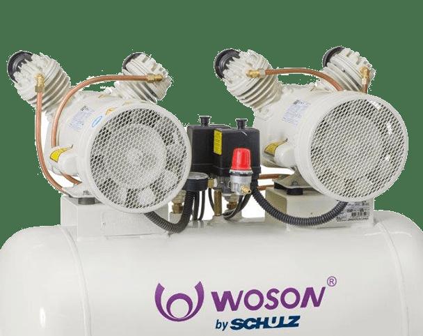 Woson Latam - Modelo MSV 12/100  Demanda: 03 Consultórios.