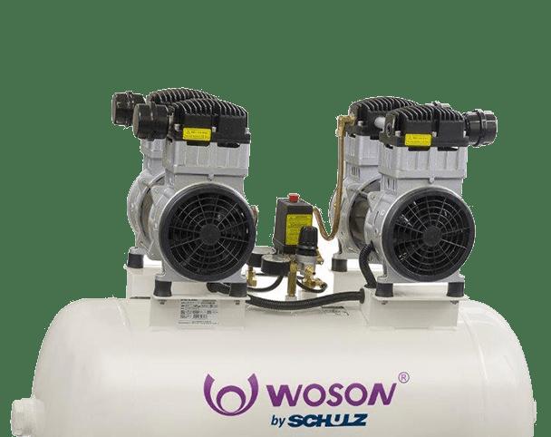 Woson Latam - Modelo CSD 18/100 Demanda: 04 Consultórios.