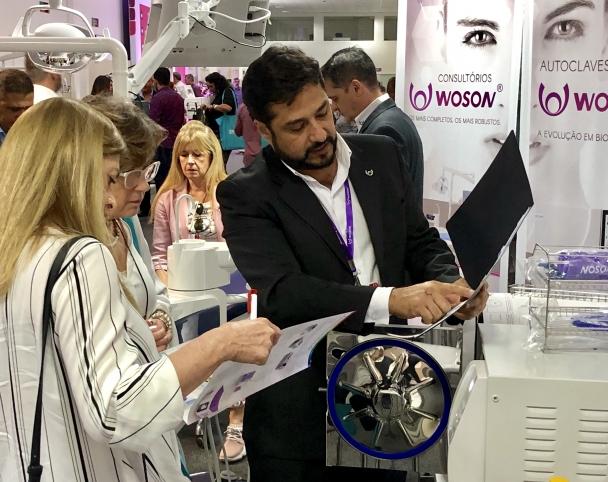 Woson Latam - Tendências e Soluções: Inovar para Atender.