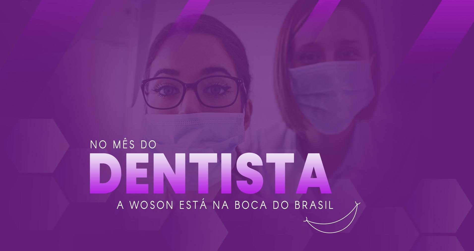 WOSON NA BOCA DO BRASIL