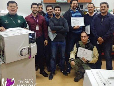 Curso de Capacitação Técnica -  Portugal/Espanha