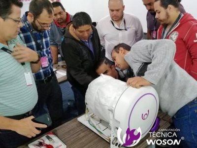 Programa de Capacitação Técnica  Woson - Zeyco