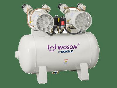 Compressor Odontológico MSV 12/100