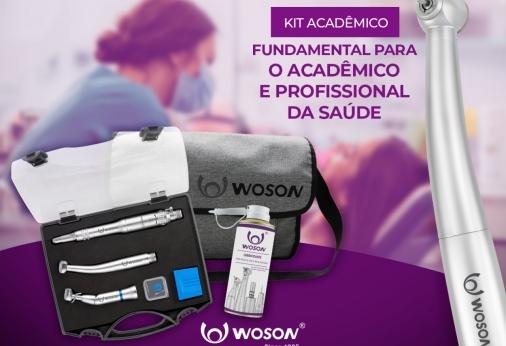 Kit  Acadêmico. Fundamental  para o  Acadêmico e  Profissional  de  Odonto