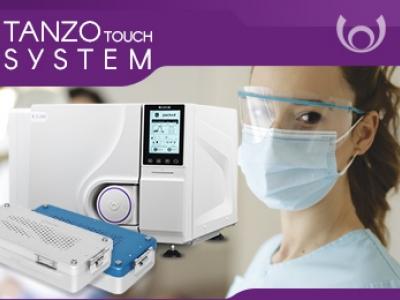 Tanzo Touch System / Mais resultados, mais proteção.