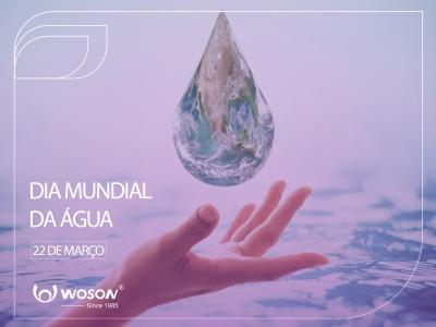 Dia Mundial da Àgua -22 de Março