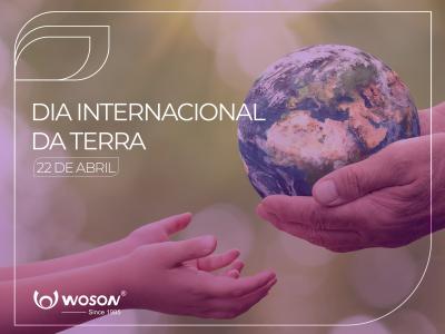 Dia Internacional da Mãe Terra- 22 de Abril