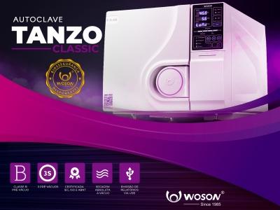 15 Razões para Adquirir sua Autoclave Classe B Tanzo Classic